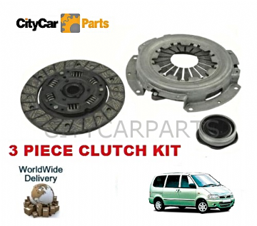 NISSAN SERENA VANETTE CARGO AND LDV CUB 2.0D 2.3D 1993--> NEW CLUTCH KIT